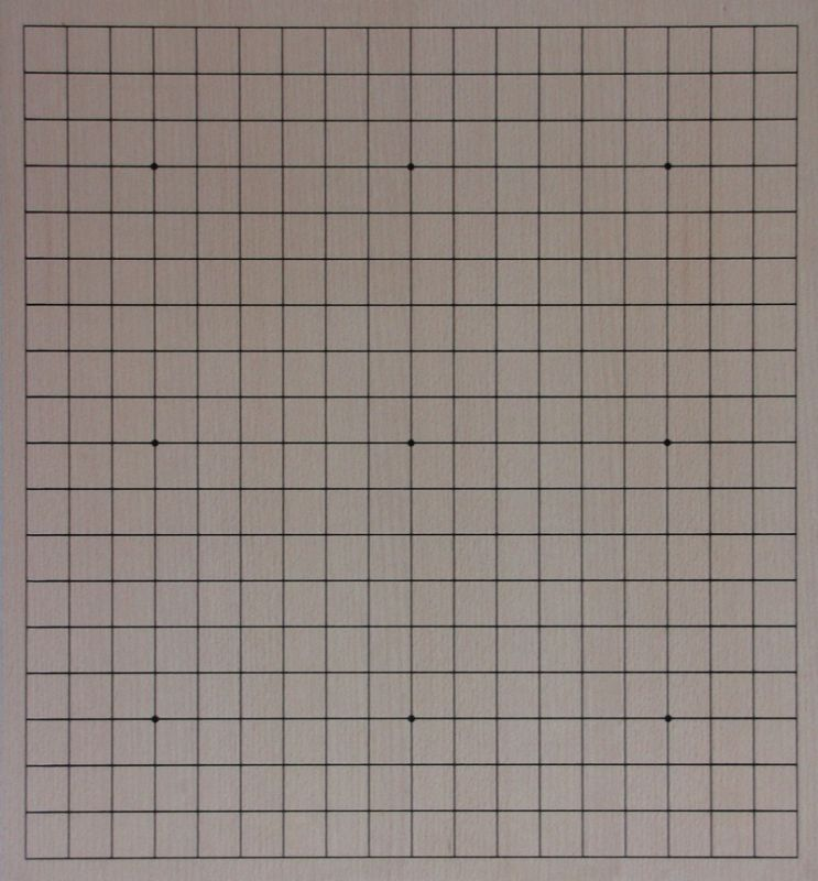Dřevěný stoleček z buku 19x19, 36 mm