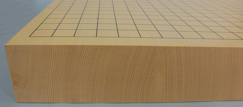 Exkluzivní deska ze dřeva shin-kaya 19x19, 60 mm