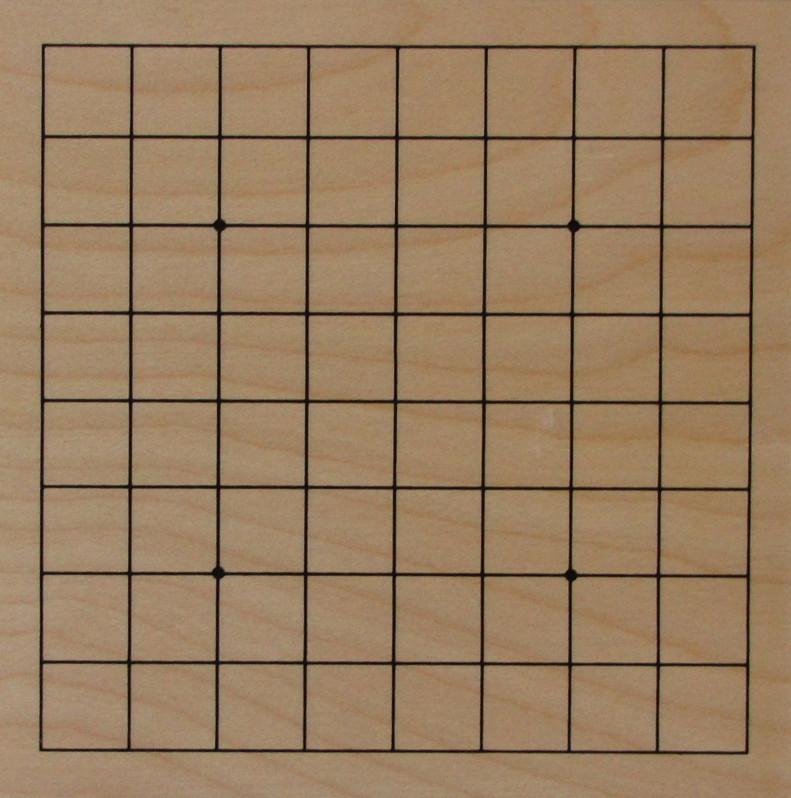 Překližková deska 9x9