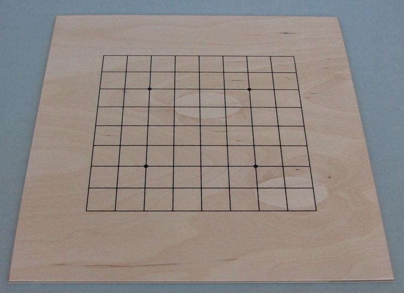 Překližková deska 13x13 + 9x9
