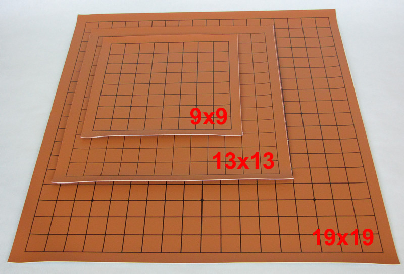 Koženková deska 9x9