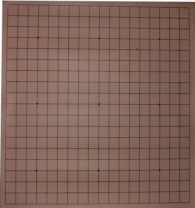 Koženková deska 19x19